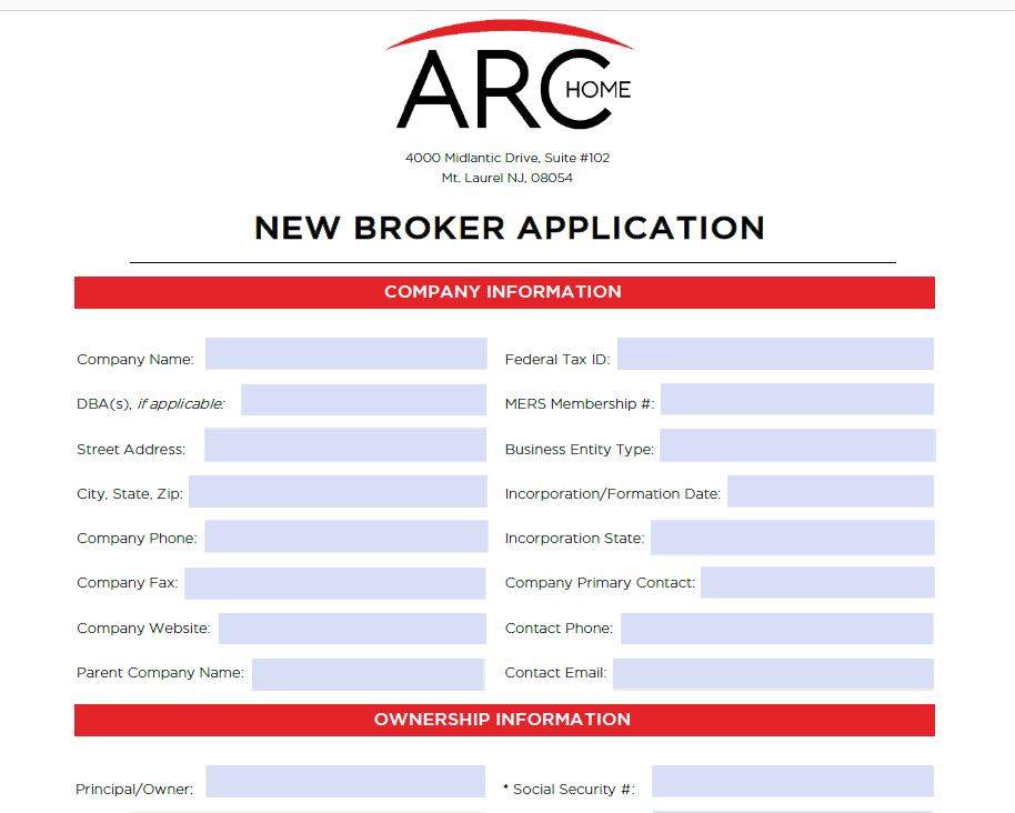 Broker Application